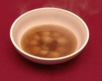 Süße Ingwer-Reisbällchen-Suppe (Kai Noll) - Rezept