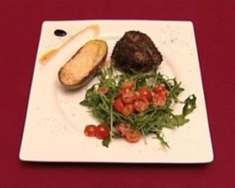 Thymian Steak vom Rind mit einer beschwippsten Knolle (Ralf Kühler) - Rezept