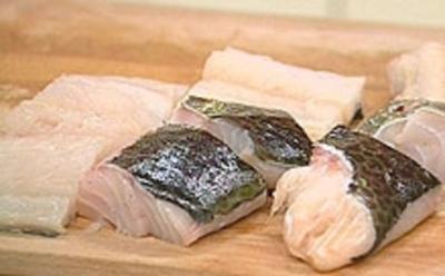 Fisch aus der Folie - Rezept