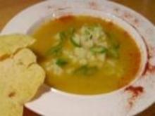 Currysuppe mit Blumenkohl - Rezept