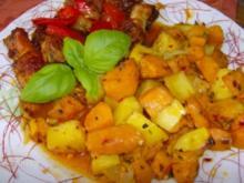 Kartoffel - Duett - Rezept