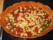 Tomaten Mozarella Salat - Rezept
