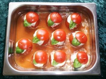 Gefüllte Tomaten - Rezept