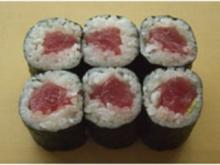 Maki Thunfisch - Rezept