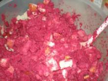 Rote Beete Knödel - Rezept