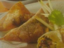 Schoko-Empanadas - Rezept