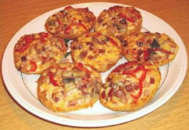 Pizza-Semmel - Rezept