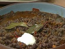 Schwarze Bohnensuppe (Kuba-Style) - Rezept