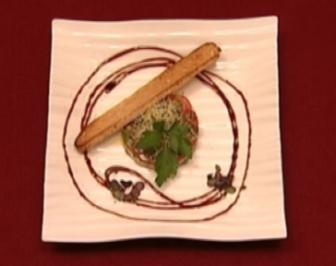 Tomaten-Mozzarella-Lasagne (Conny Niedrig) - Rezept