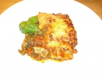 Cannelloni mit Spinat und Schafskäse - Rezept
