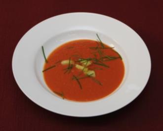 Indische Tomatensuppe (Ulli Potofski) - Rezept