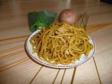 """Spaghetti Salat """"China Style"""" - Rezept"""