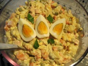 Kartoffelsalat aus der schlesischen Heimat ... - Rezept