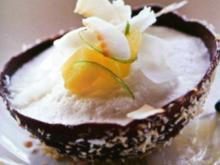 Geeister Kokosschnee - Rezept