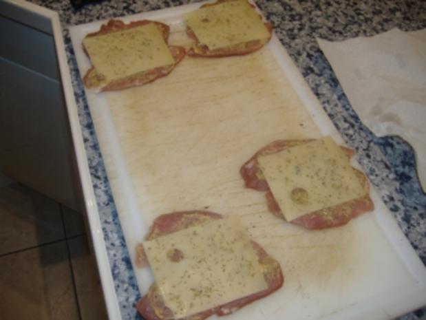 Flamenquin Casero ( Schinken-Fleisch-Käseröllchen ) - Rezept - Bild Nr. 2