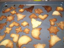 Lebkuchenfiguren - Rezept