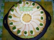 Torten: Apfelcreme-Schicht-Torte - Rezept