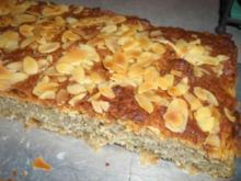 Apfel-Kokos-Kuchen - Rezept
