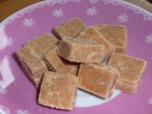 Heiss geliebte Betthupferl - Rezept