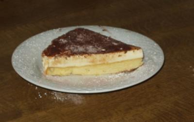 Weincreme-Torte - Rezept