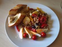Salade Nicoise -frz. Art - Rezept