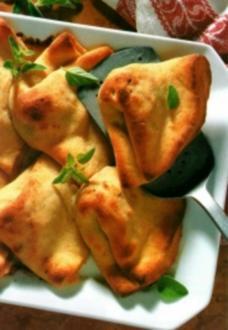 Kartoffel-Maultaschen mit Kräuterfüllung - Rezept