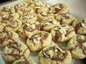 Plätzchen: Englische Butterkekse - Rezept