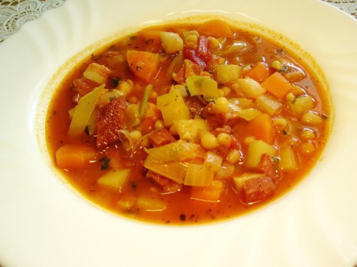 Serbische Bohnensuppe Rezepte - kochbar.de