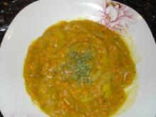 Kartoffel-Linsen-Suppe - Rezept