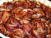 Karamelisierte Zwiebeln - Rezept