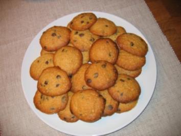 32 schokoladen cookies rezepte. Black Bedroom Furniture Sets. Home Design Ideas