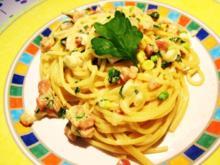 Spaghetti Carbonara ... - Rezept