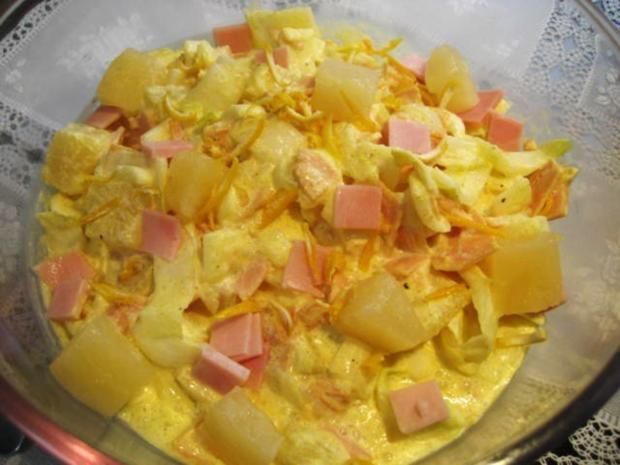 Wintersalat aus Chicoree ... - Rezept - Bild Nr. 2