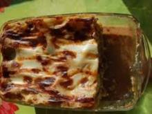 Lasagne ohne Bechamelsauce - Rezept