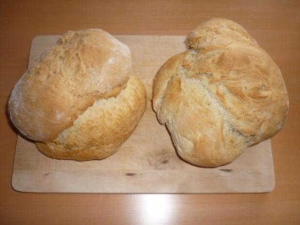 Joghurt-Brot - Rezept
