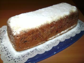Dattel - Feigen - Kuchen - Rezept
