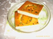Joghurt- Aprikosenkuchen - Rezept