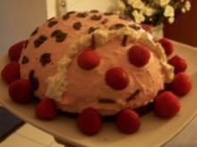 Erdbeer-Quark-Käfer - Rezept