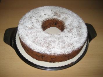 Kirsch-Bittermandel-Kuchen - Rezept