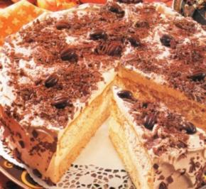 Irish Coffee Torte - Rezept