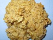 Haferflocken Kekse - Rezept