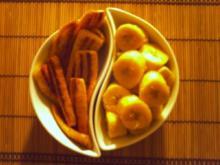 Banan plantain á la maison Tantine Solange  - Kongo/Zaire - Rezept