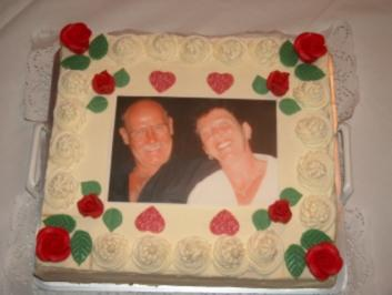 Festtagstorte oder Kuchen - Rezept