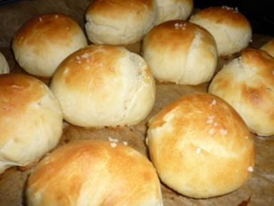 Knoblauch-Brötchen - Rezept
