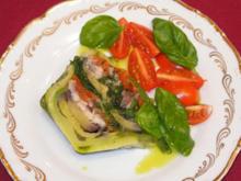 Zucchini-Terrine - Rezept