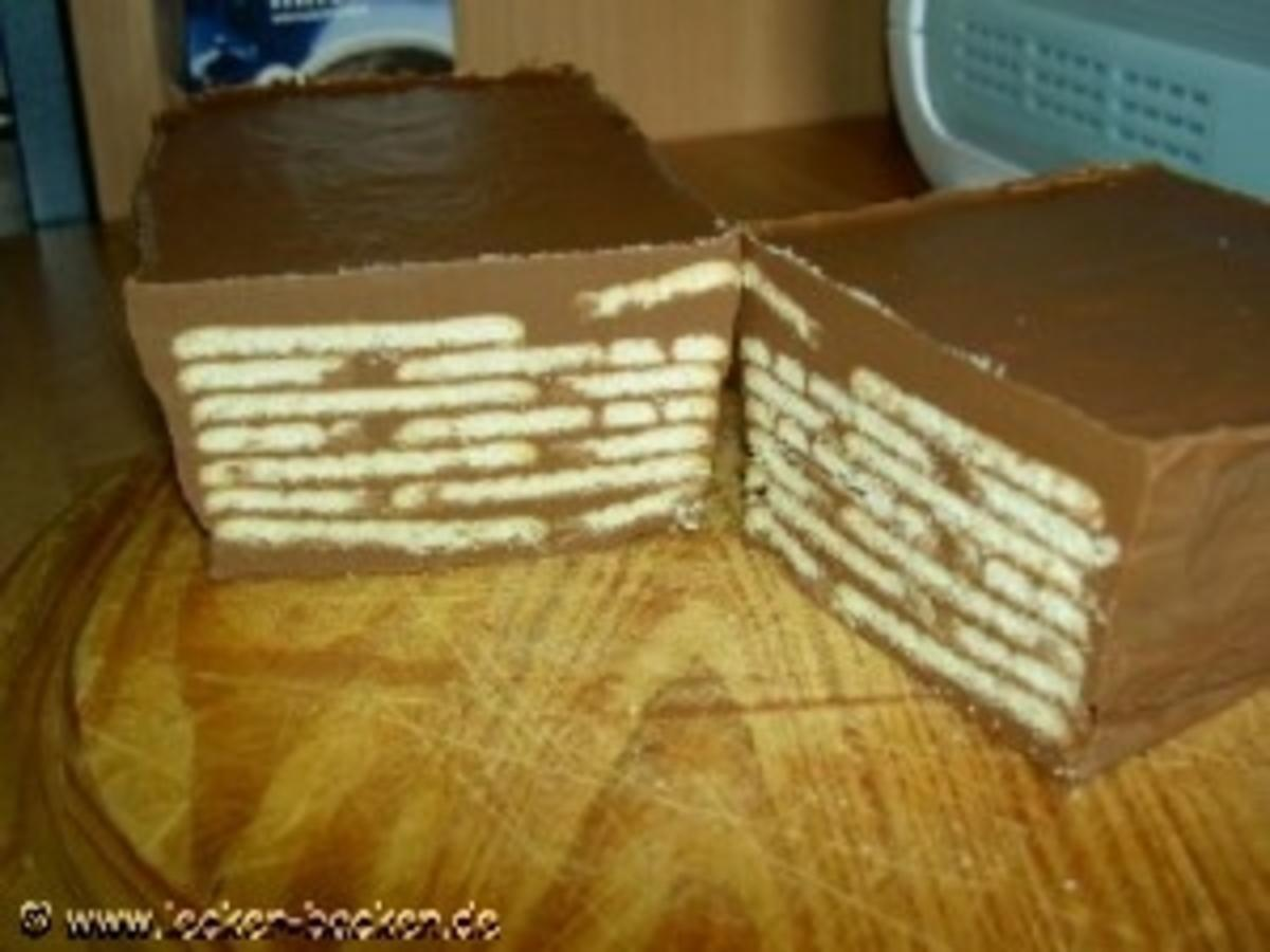 Kalte Schnauze, Kalter Hund oder Kekskuchen - Rezept von carmenbb30