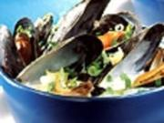 Helgoländer Muschelsuppe - Rezept