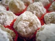 Pralinen: Kokos trifft ne Nuss - Rezept