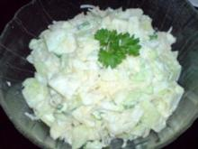 Sieben-Tassen-Salat - Rezept