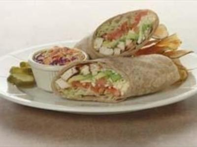 California-Wrap - Rezept